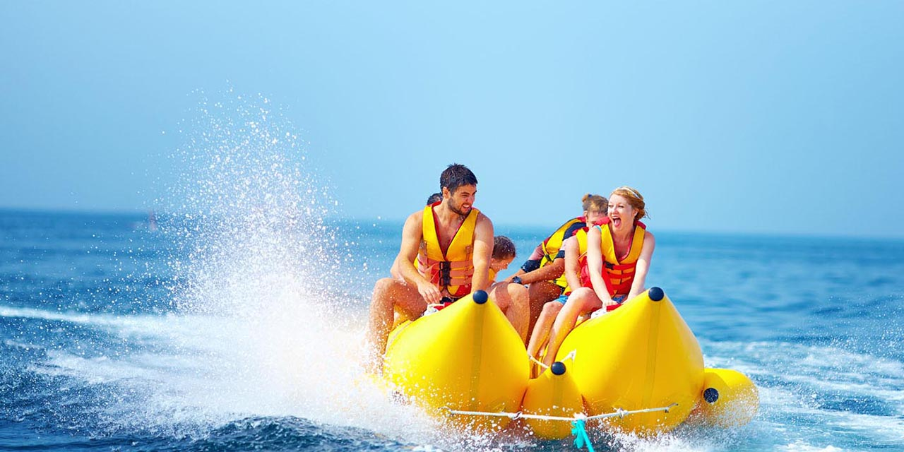 banana boat excursions in sharm el sheikh