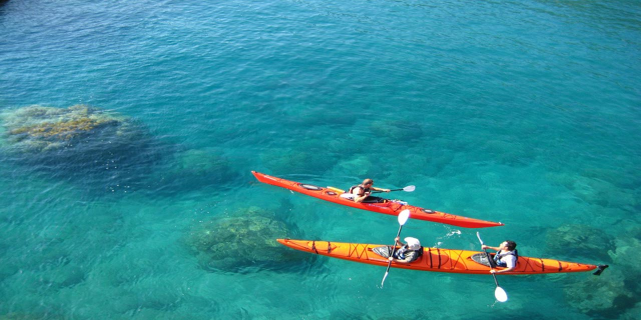 kayaking excursions sharm el sheikh