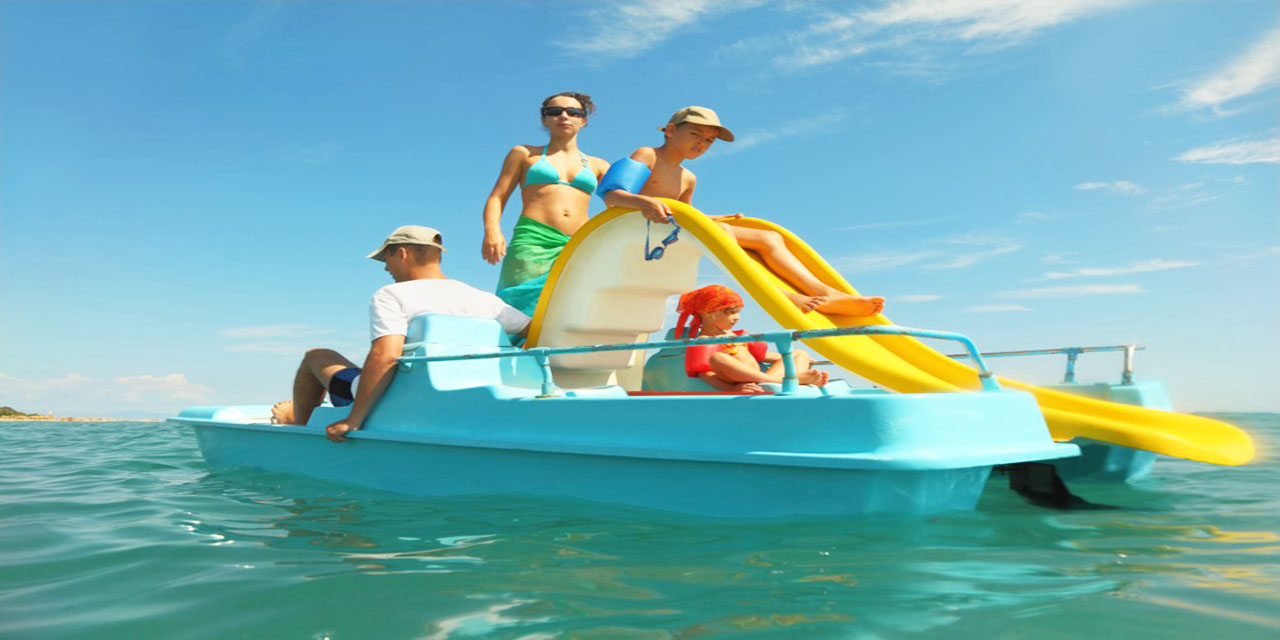 paddle boat sharm el sheikh excursions