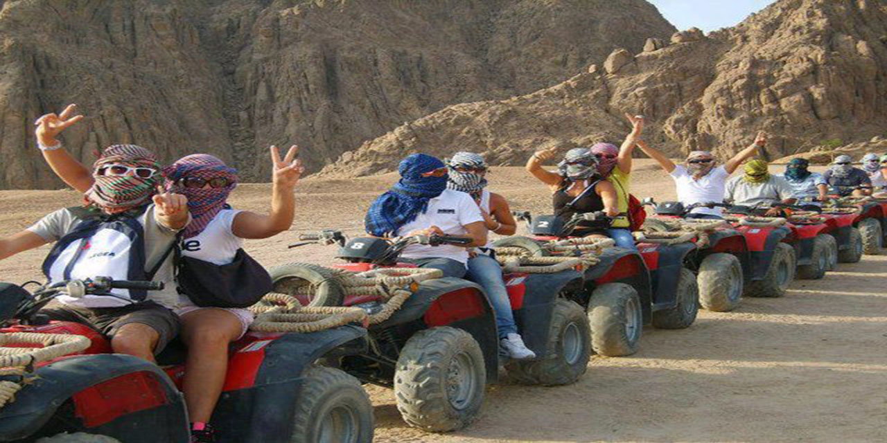 quad biking in sharm el sheikh with sharmers excursions