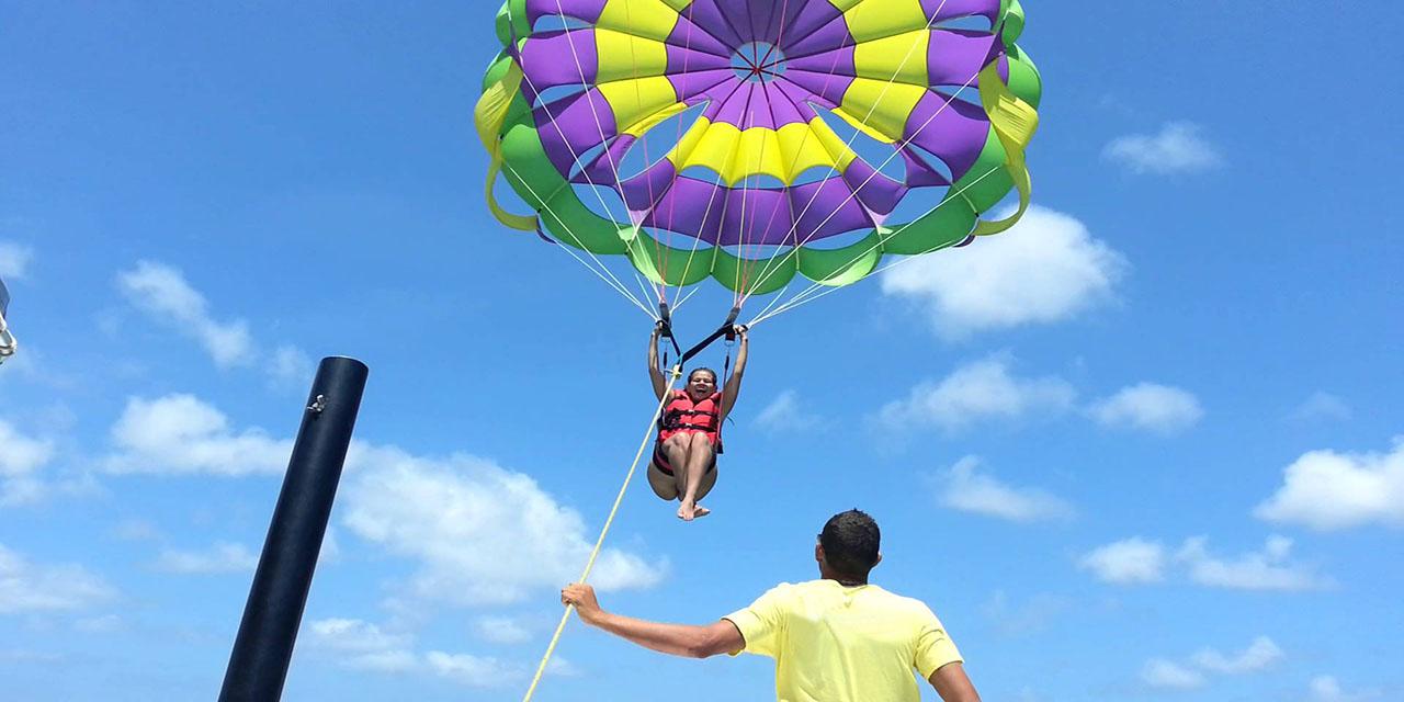 sharmers parasailing excursions in sharm el sheikh