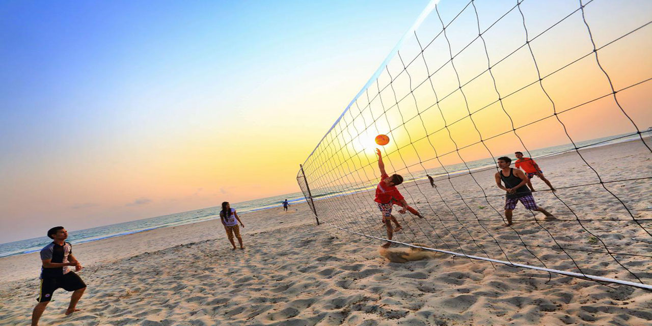 volley balling excursions in sharm el sheikh