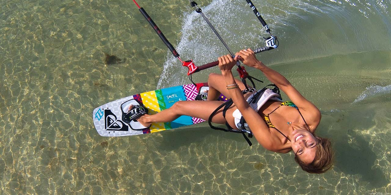 wind surfing in sharm el sheikh with sharmers